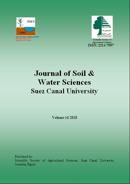 Journal of Soil and Water Sciences